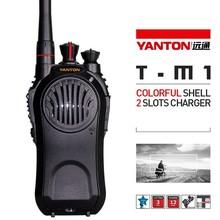VHF UHF walkie talkie T-M1 walkie talkie long distance