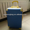 Four airplane wheels ABS PC Coded lock Travel trolley bag Luggage suitcase Children, men and women travel set