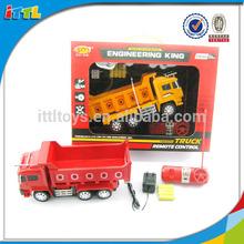 battery powered engineer car radio control toys rc big trucks