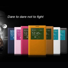 Smart Wake/Sleep Cover Flip Case for Samsung Note 3