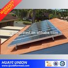 solar panel roof mounting brackets