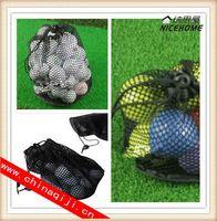 big size wholesale golf ball shaped bag