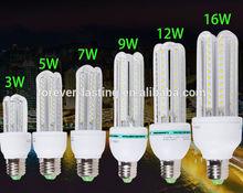 china supplier Light Efficient daylight white e27 led corn street light