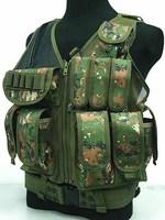 Deluxe Airsoft Tactical Combat Mesh Vest Digital Camo bulletproof vest