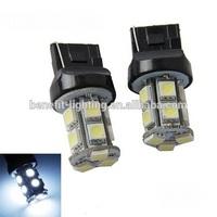 2014 New Product T20 13smd 5050 Car Led Light ,13Leds 5050 For Car