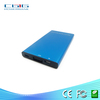 Card size power bank 2600mah mini portable charger for smart phone