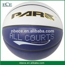 high quality official size 7 custom logo laminated pu basketball