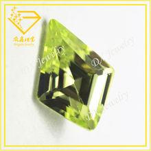 Verde manzana barato cometas de cubic zirconia los fabricantes que venden