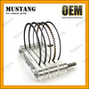 OEM Chinese Motorcycle Parts Piston Ring For JH70