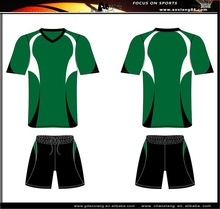 Good quality customized fashionable popular football jersey