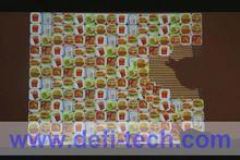 interactive floor projector display easy to install