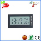 LCD Digital thermometer automatic waterproof desktop calendar TL888