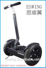 2015 melhor desconto eswing motorizado dois- roda de scooter vertical