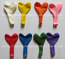 Natural latex balloons Heart balloons 3GRAM