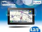 "WIN CE 4.3"" 5.0"" 7.0"" MSB2531 ARM Cortex A7 32bir 800MHz support Bluetooth /TMC /FM/ GPS Receiver cheap gps navigation navigator"