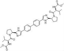 Daclatasvir 1009119-64-5(BMS 790052; EBP 883)