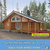 Easy build, Energy Effective timber house,wooden frame house,prefab houses