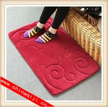 wholesale different fabric size style entrace rubber floor mat