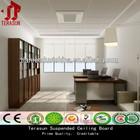 CE approval lightweight fireproof waterproof 4x8 standard size ceiling panel