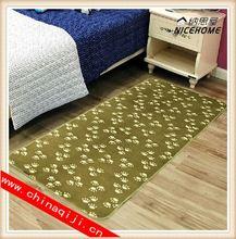 wholesale different fabric size style entrace badminton court mat