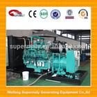 10KVA -1000KVA cummins gas generator with Auto start