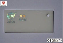 Jumei Lucite material acrylic sheet opal 432