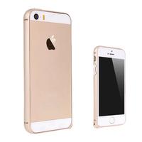 BRG 2014 Newest design curve aluminum metal bumper case for iphone 5s