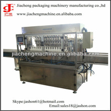 PLC Control Fully Automatic Oil Bottle Linear Filling Machine