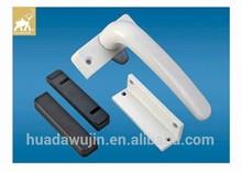 C060 Pvc window fitting fancy door handle