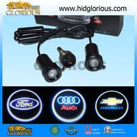 led car door logo laser projector light for toyota