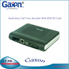 Professional Manufacturer 4 Channel/Port/Line Call Voice Recorder, Stand-alone Call Voice Recorder With 8GB SD Card