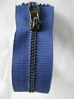 metal zipper gunmetal teeth pattern tape y shape teeth