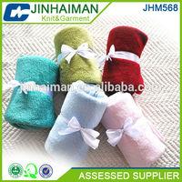 Baby Blanket Coral Fleece Baby Blanket