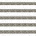 Good quality brushed poly navy and white stripe fabrics B273