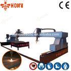 Honeybee sell industrial use plasma iron cutter,cnc Aluminum plate cutting machine,cnc sheet metal cutting machine