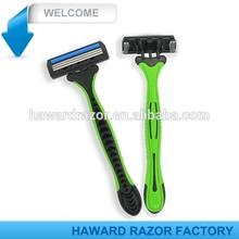 D316L HAWARD for triple hoja de afeitar desechables