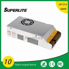 600w 24v power supply 24v switch mode power supply 24v 600w switch power supply