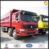 2014 brand new Sinotruk 8x4 tipper truck howo tipper trucks
