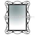Gros style campagnard mur à ossature miroir