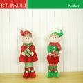 2014 новый дизайн роёдество эльф плюшевые игрушки и рождество эльф мягкая игрушка
