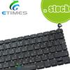 wholesale laptop keyboard for MacBook 13inch a1181 Hebrew keyboard 965 black 2008 2009