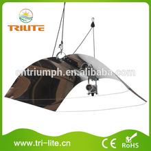 Hydroponic Grow Lamp Wing Aluminum Reflector Shade