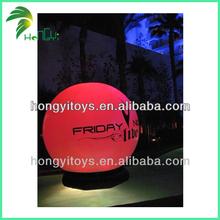Colourful Inflatable Lighting Outdoor Ballon
