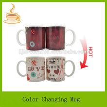 color change valentine mug,color changing mug hot cold,custom color changing mug,color changing mug wonder mug magic mug