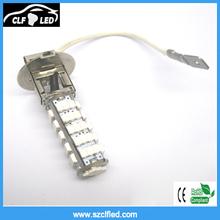 auto led inteligente led auto lámpara de niebla 120 smd led auto t10