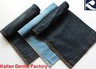 KL-520 Cheap Fashion Indigo Dyed Stretch Denim Fabric