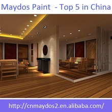 China TOP 5 - Maydos Crystal Transparent Yellowing & Scratching Resistant PU Wood Lacquer(China Furniture Paint Manufacturer)