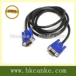 SVGA cable HD15 SVGA cable, HD15 VGA cable 30m