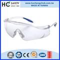 sin marco de moda las gafas de seguridad escudo lado integral de gafas de seguridad
