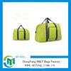 Fashion durable tactical waterproof fold up travel bag